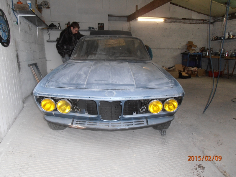 Restauration Bmw E9 Csi Bmw E9 Page 30 Forum Bmw